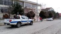 ŞİDDETLİ FIRTINA - Şiddetli Fırtına Malkara Kültür Sarayı Çatısına Hasar Verdi