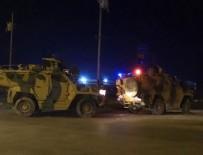 REYHANLI - Suriye sınırına komando takviyesi yapıldı