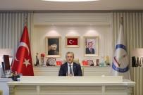 FAŞIST - Tahmazoğlu'ndan Yunan Milletvekiline Tepki