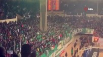 ÜRDÜN - Ürdün'de Basketbol Maçında ABD Karşıtı Protesto