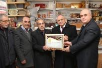 MASAJ - Yahyalı'da 'Altın İşletme Ödülleri' Dağıtılmaya Başlandı
