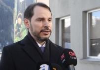 BERAT ALBAYRAK - '2 Yıllık Gösterge Faizde Kasım 2016'Dan Bu Yana İlk Kez Tek Haneyi Yakaladık'