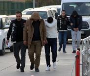 YEŞILYUVA - 3 Torbacı Tutuklandı