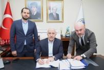 TOPLU İŞ SÖZLEŞMESİ - Akdeniz Belediyesi'nde Toplu İş Sözleşmesi İmzalandı