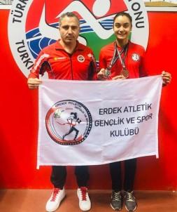 Aleyna Karaca Türkiye 2.Oldu