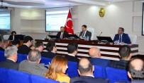 MUSTAFA MASATLı - Ardahan'da 2020 Yılı 1. Dönem Koordinasyon Kurulu Toplantısı Gerçekleştirildi