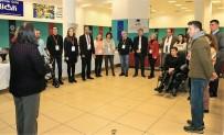 EĞİTİM DERNEĞİ - Aydın Büyükşehir Belediyesi'nin Engellilere Desteği Devam Ediyor