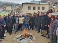 HEKİMHAN - Balçova'nın Yardım Malzemeleri Malatya'ya Ulaştı