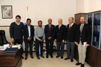 KURTULUŞ SAVAŞı - Bangladeş İstanbul Başkonsolosu'ndan ADÜ'ye Ziyaret