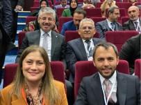 İL BAŞKANLARI - Başkan Büyükkılıç'ın Ankara Temasları