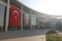 TÜRK BAYRAĞI - Başkan Dutlulu'dan Türk Bayrağı Talimatı