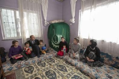 Başkan Vekili Aslan'dan Bostaniçi Mahallesi'ne Ziyaret
