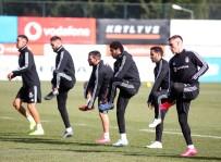 ATİBA HUTCHİNSON - Beşiktaş, Çaykur Rizespor Maçı Hazırlıklarını Tamamladı