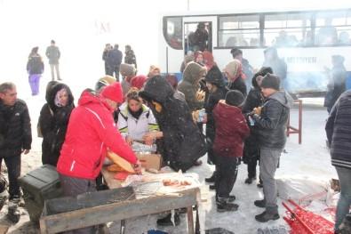 Bitlis Belediyesinden Kursiyerlerine Kayak Jesti