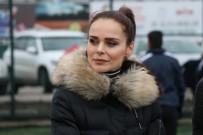 BAŞKAN ADAYI - Bolu'da, 3 Çocuk Annesi İş Kadını, Futbol Kulübüne Başkan Oldu