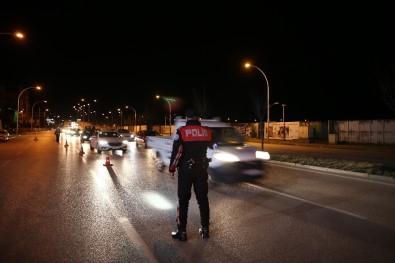 Bursa'da 250 Polisle 12 Noktada Uygulama