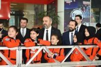 BURSA BÜYÜKŞEHİR BELEDİYESİ - Bursa Türkiye'nin 'Bilim Üssü' Oluyor
