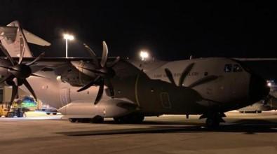 Çin'e Giden TSK Uçağı Yakıt İkmali İçin Moğolistan'a İniş Yaptı