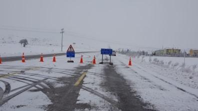 Develi'de Kar Yağışı Hayatı Olumsuz Etkiledi