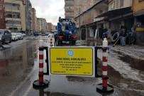 DİYARBAKIR VALİSİ - DİSKİ'den Kanalizasyon Sorunlarına Anında Müdahale