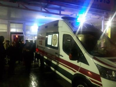 Diyarbakır'da Trafik Kazası Açıklaması 1 Ölü, 5 Yaralı