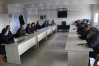 ANADOLU LİSESİ - Eğitim Bölgesi Müdürler Kurulu Değerlendirme Toplantısı Yapıldı