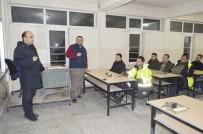 MOBİLYA - Eğitimler, Yarıyıl Tatilinde De Devam Etti