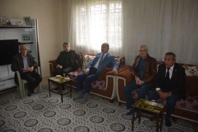 Elazığ'da Evleri Zarar Gören Aile Hatay'daki Akrabalarına Yerleşti