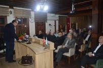 AKCİĞER KANSERİ - Eskişehir Türk Ocağı'nda 'Akciğer Kanseri Nasıl Önlenebilir Ve Nasıl Tedavi Oluruz?' Konferansı