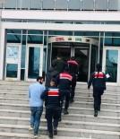 PARMAK İZİ - Evden Hırsızlık Yapan 3 Kişi Yakalandı
