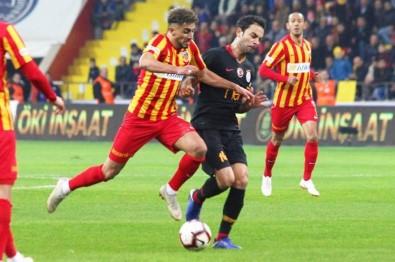 Galatasaray İle Kayserispor 56. Randevuda