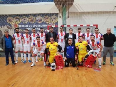 Gaziantep, Hokeyde Süper Lig Kupası İçin İddialı
