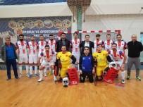 MEHMET KAPLAN - Gaziantep, Hokeyde Süper Lig Kupası İçin İddialı