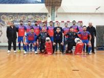 MEHMET KAPLAN - Gaziantep Polisgücü Hokey'de Yeni Başarı Öyküleri Yazıyor
