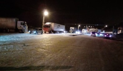 Gürün'de Karda Mahsur Kalan 200 Kişi İlçede Misafir Ediliyor