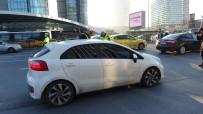 EMNIYET ŞERIDI - İstanbul'da Çakar Lamba Uygulaması