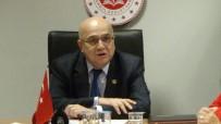 ADALET KOMİSYONU - İstanbul İl Seçim Kurulu'nda Yemin Töreni Heyecanı
