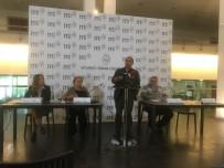 JEOLOJI - İTÜ'lü Prof. Dr. Serdar Akyüz, 'Elazığ Rahatladı Demek Doğru Değil'