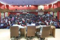 KARABÜK ÜNİVERSİTESİ - KBÜ'de 'Çadlı Öğrenciler Birliği 2. Genel Kurul Toplantısı' Yapıldı