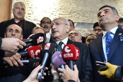 Kılıçdaroğlu,'Bu Felaketi, Acıyı Paylaşmak İçin Yüreğimiz Gönlümüz Bir'