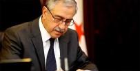 MUSTAFA AKINCI - KKTC Cumhurbaşkanı Akıncı'dan Türk Bayrağını Yırtan Yunan Milletvekiline Tepki