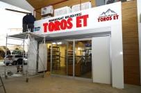 ŞÜKRÜ SÖZEN - Manavgat TOROS Et-Süt Tanzim Satış Mağazası 7 Şubat'ta Açılıyor