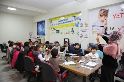 Öğrenciler Yarıyıl Tatilini Bilim Ve Teknolojiyle Değerlendiriyor