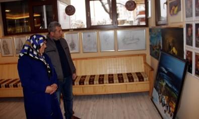 Şehit Cennet Yiğit'in Ailesi Devletten Aldıkları Evi Depremzedeler İçin Kızılay'a Bağışladı
