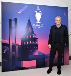 Servet Yardımcı Açıklaması 'Atatürk Olimpiyat Stadı, UEFA'dan Tam Not Aldı'