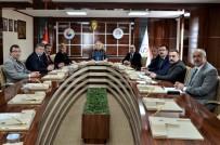 AKREDITASYON - Sivas Ticaret Borsası YGG Ve AİK Toplantısı Yapıldı