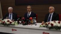 ORHAN AYDIN - SSB Ve OSTİM İşbirliği Protokolü İmzalandı