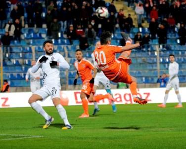 TFF 1. Lig Açıklaması Adanaspor Açıklaması 3 - Osmanlıspor Açıklaması 1