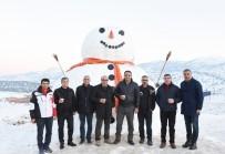FEDERASYON BAŞKANI - Toroslar'da 'Kar Festivali' Heyecanı