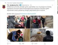 POLİS TEŞKİLATI - Türk Polis Teşkilatı Ve Jandarmadan Karşılıklı Jest Açıklaması 'Birlikte Daha Güçlüyüz'
